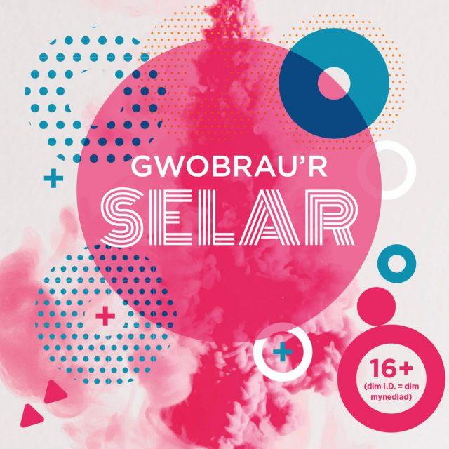logo Gwobrau'r Selar 2020
